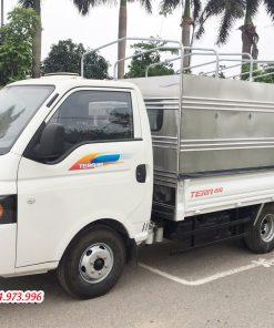 xe tải tera 180 thùng bạt - xe tải nhẹ máy dầu